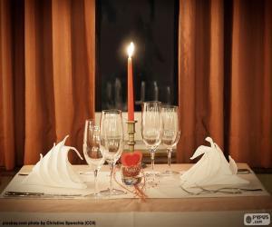 Rompicapo di Cena romantica