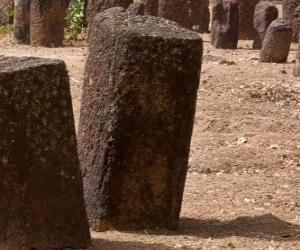 Rompicapo di Cerchi di pietra di Senegambia, Gambia e Senegal