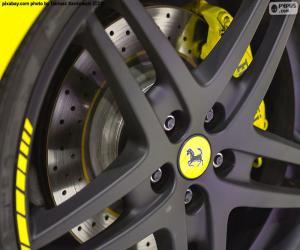 Rompicapo di Cerchio di Ferrari