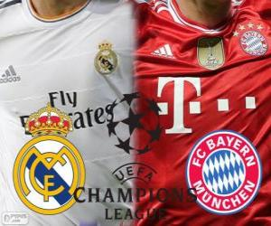 Rompicapo di Champions League - UEFA Champions League semifinale 2013-14, Real Madrid - Bayern