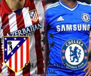 Rompicapo di Champions League - UEFA Champions League semifinale 2013-14, Atlético - Chelsea