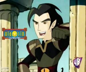 Rompicapo di Chase Young, potente nemico per i guerrieri Xiaolin