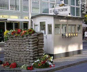 Rompicapo di Checkpoint Charlie, Berlino