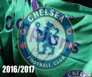 Rompicapo di Chelsea FC campione 2016-2017