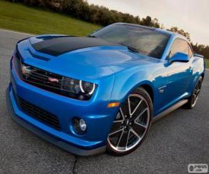 Rompicapo di Chevrolet Camaro Hot Wheels Edition