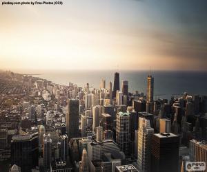 Rompicapo di Chicago, Stati Uniti