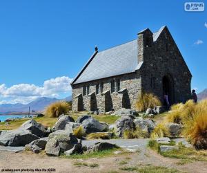 Rompicapo di Chiesa del Buon Pastore, NZ