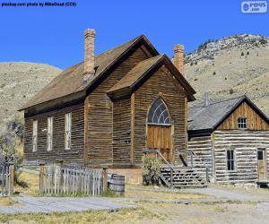 Rompicapo di Chiesa Methodist, Stati Uniti