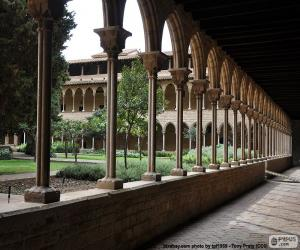 Rompicapo di Chiostro Monastero di Pedralbes