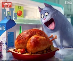 Rompicapo di Chloe il gatto