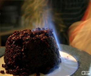 Rompicapo di Christmas pudding, Gran Bretagna