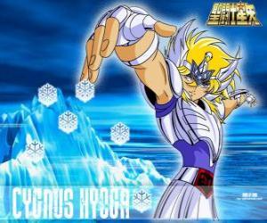 Rompicapo di Cignus Hyoga o Cristal il Cigno
