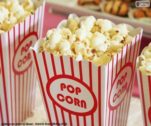 Rompicapo di Cinema di popcorn