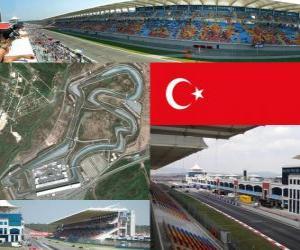 Rompicapo di Circuito di Istanbul - Turchia -