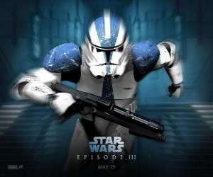 Rompicapo di Clone Trooper