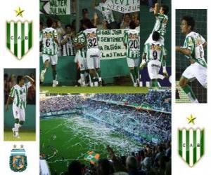 Rompicapo di Club Atlético Banfield
