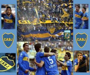 Rompicapo di Club Atlético Boca Juniors
