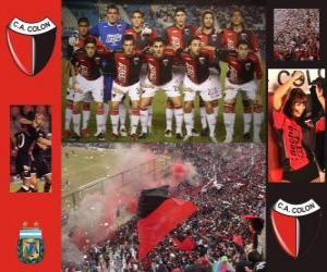 Rompicapo di Club Atlético Colón