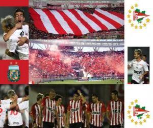 Rompicapo di Club Estudiantes de La Plata