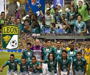Rompicapo di Club León F.C., campione Apertura Messico 2013