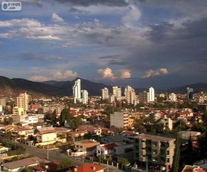 Rompicapo di Cochabamba, Bolivia