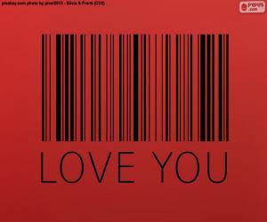Rompicapo di Codice a barre, Love you