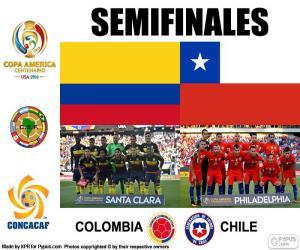 Rompicapo di COL-CHI, Copa America 2016