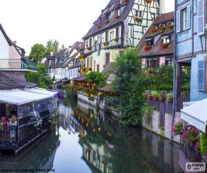 Rompicapo di Colmar, Francia