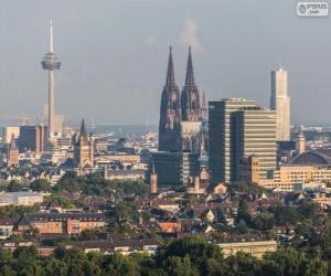 Rompicapo di Colonia, Germania