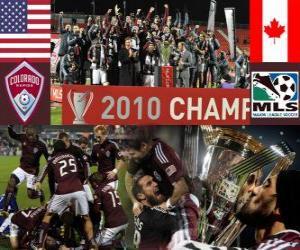 Rompicapo di Colorado Rapids MLS Cup Champion 2010 (Stati Uniti e Canada)