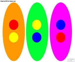 Rompicapo di Colori secondari