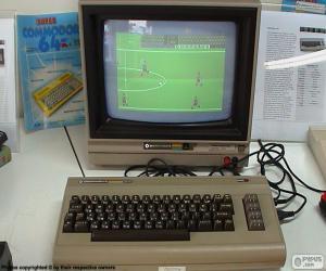 Rompicapo di Commodore 64 (1982)