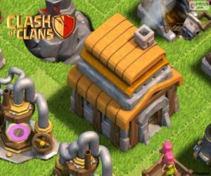 Rompicapo di Comune 5, Clash of Clans