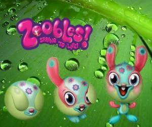 Rompicapo di Coniglio Zooble da Petagonia