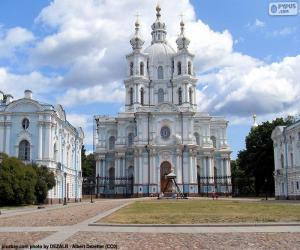 Rompicapo di Convento Smolny, Russia