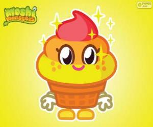 Rompicapo di Coolio, Moshi Monsters