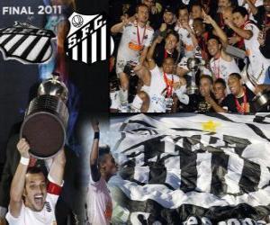 Rompicapo di Copa Libertadores 2011 campione del Santos FC