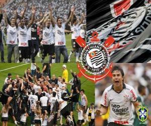 Rompicapo di Corinthians, Campione del Campionato brasiliano 2011