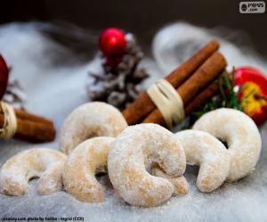 Rompicapo di Cornetti alla vaniglia