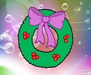 Rompicapo di Corona di Natale