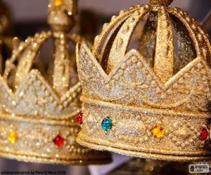 Rompicapo di Corona di re