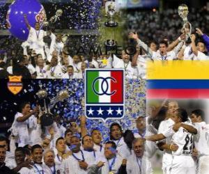 Rompicapo di Corporación Deportiva Caldas volta Champion League Postobón 2010 (COLOMBIA)