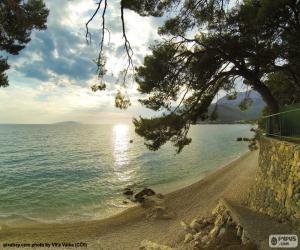 Rompicapo di Costa mediterranea
