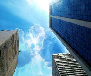 Rompicapo di Costruire grattacieli in città