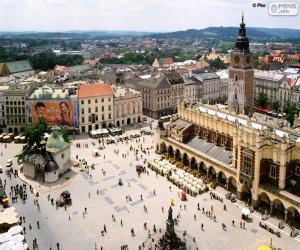 Rompicapo di Cracovia, Polonia