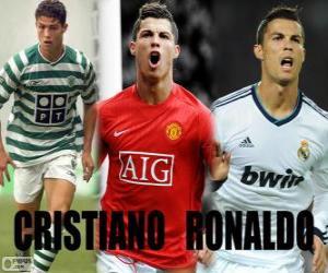 Rompicapo di Cristiano Ronaldo