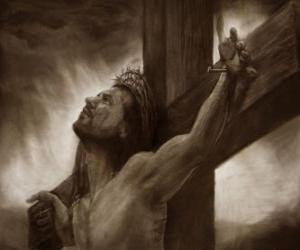 Rompicapo di Cristo crocifisso