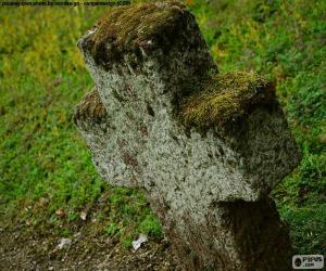 Rompicapo di Croce di pietra