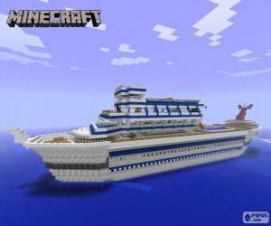 Rompicapo di Crociera di Minecraft