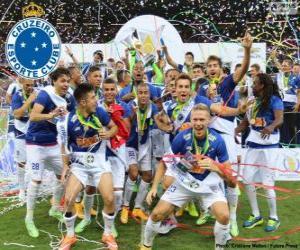 Rompicapo di Cruzeiro campione 2014